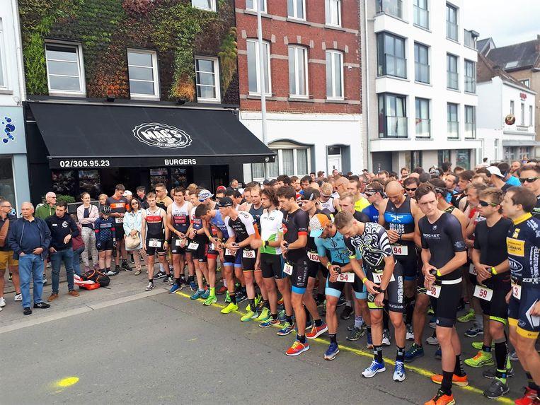 De organisatoren van de Bikelife Duathlon in Halle zijn tevreden over de voorbije editie.