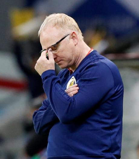 Blamage Schotland bij start EK-kwalificatie