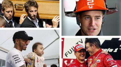 De fatale crash van Bianchi en de laatste 6 winnaars werden telkens wereldkampioen: wat u moet weten over de GP van Japan