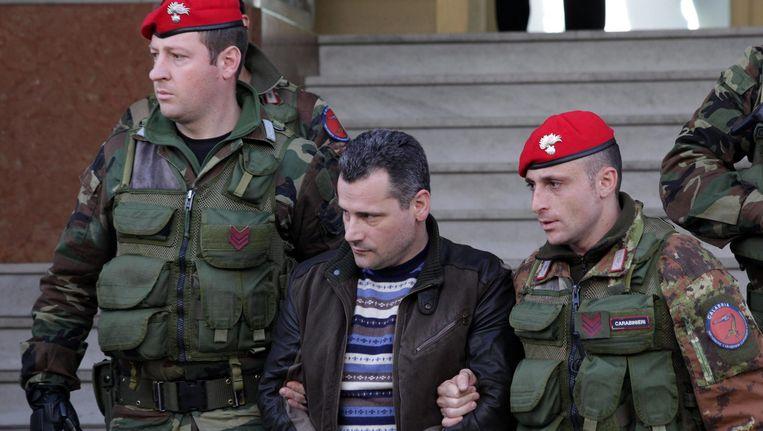 Rocco Trimboli werd vanmorgen gearresteerd. Beeld EPA