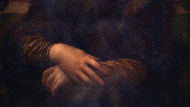 Mona Lisa, Leonardo da Vinci, 1503-1506. Beeld AFP