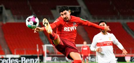 Stuttgart loopt averij op tegen FC Köln