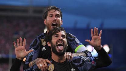 Real bibbert even tegen Atletico, maar 'Koninklijke' knokt zich verdiend naar derde finale in vier jaar