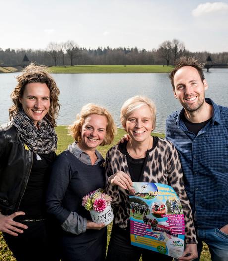 Hulsbeekdag in Oldenzaal: ter land, ter zee en in de lucht