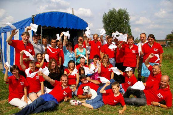 En om helemaal nostalgisch te worden: voor Rijvers Festival waren er al Rijvers Feesten in Zomergem. Met een afscheid in 2009.