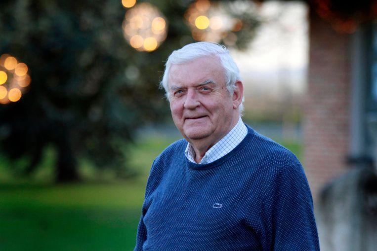 Dirk Walraet, burgemeester van Spiere-Helkijn.