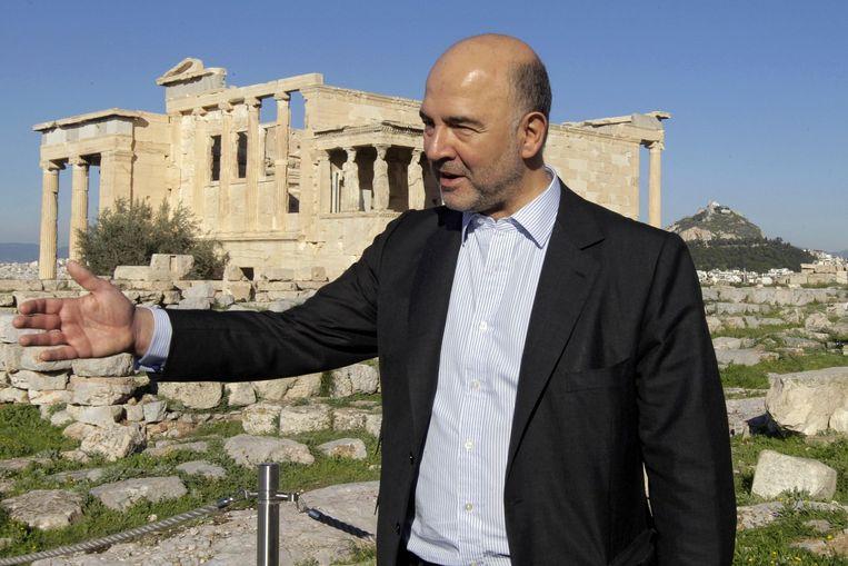 Pierre Moscovici. Beeld epa
