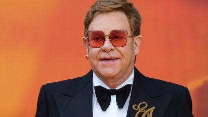 """Sir Elton John krijgt eigen postzegels: """"Hij verdient die eer"""""""