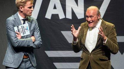Jacques Vermeire treedt op in CC 't Aambeeld