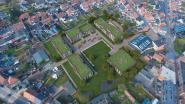 58 luxeflats naast kerkplein tegen 2018
