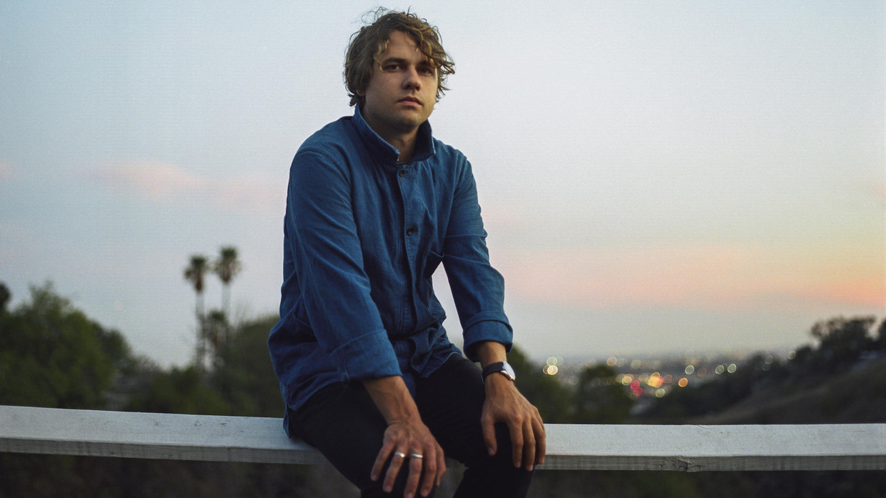 Kevin Morby Beeld Courtesy of the artist