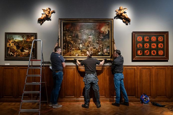 Museum Mayer van den Bergh eert online de vrouw die het museum oprichtte