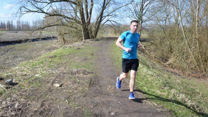 Slechtziende loopt 7 marathons in 7 dagen