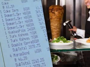 48 euros pour un kebab: les touristes risquent de payer (très) cher leurs vacances à Bodrum