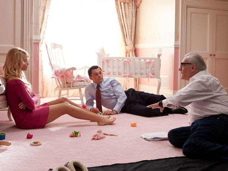 The Wolf of Wall Street Beeld -