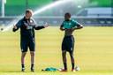 FC Groningen is weer aan het trainen.