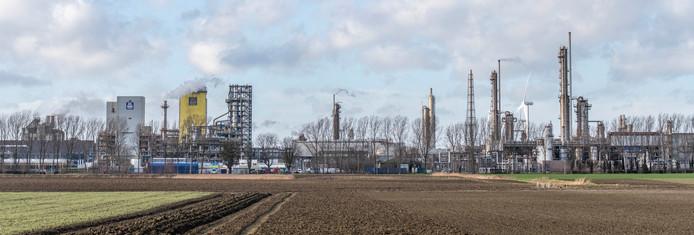 Yara in Sluiskil-Oost.