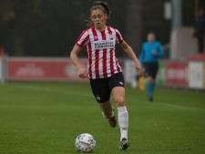 PSV Vrouwen deelt in Eredivisie Cup punten met rivaal Ajax