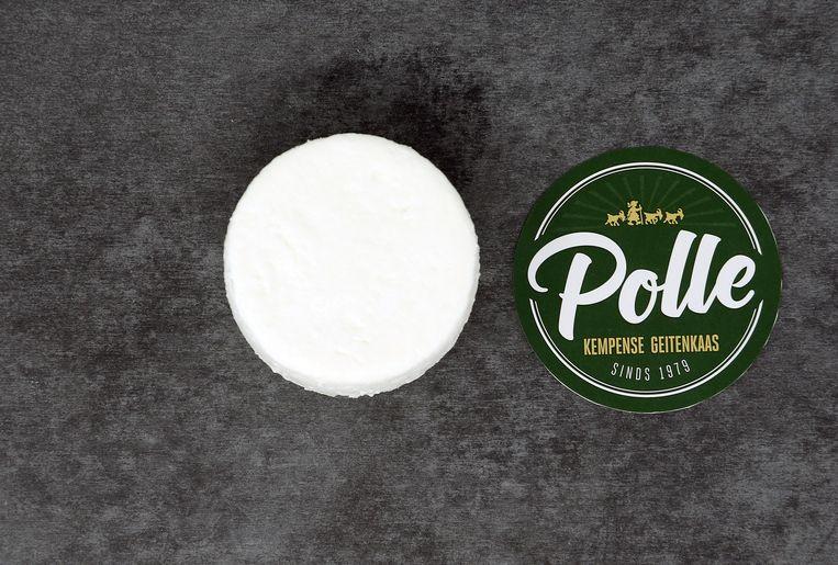 Vlaamse rauwmelkse geitenkaas van De Polle.