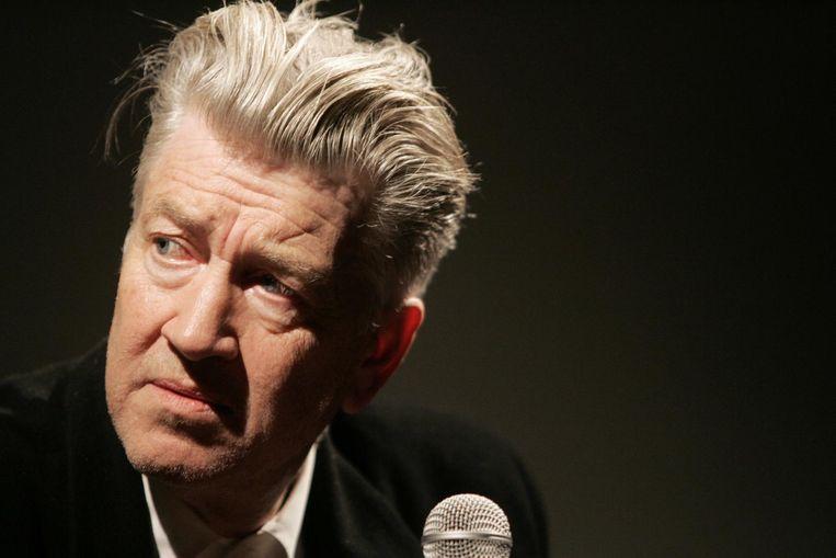 David Lynch. Beeld AFP