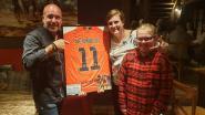 Stisa veilt shirt van Neymar voor De Warmste Week