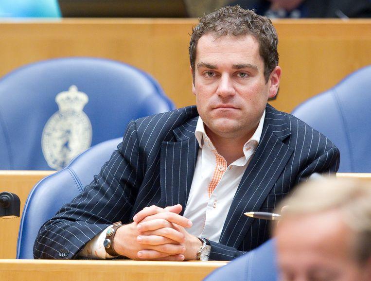 Klaas Dijkhoff in 2011.  Beeld Hollandse Hoogte /  ANP