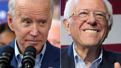 Biden en Sanders zetten strijd verder in zes staten, met Michigan als grootste inzet