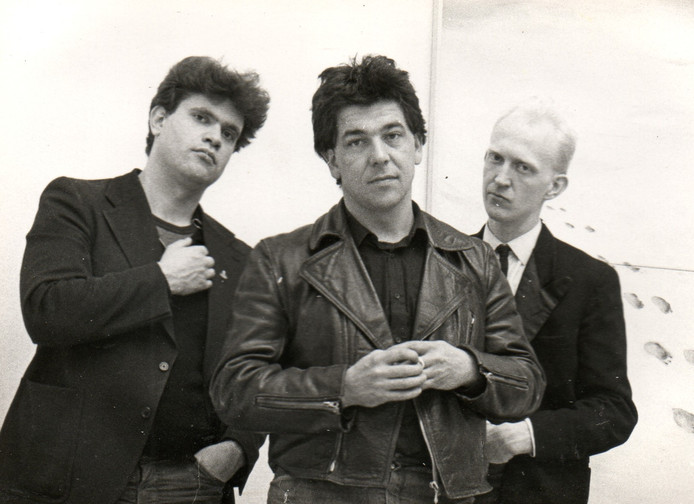De Nuenense band Nasmak toen.