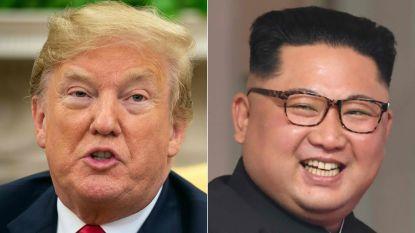 """Trump ontvangt brief van Kim Jong-un: """"Baanbrekende vooruitgang geboekt"""""""