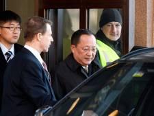Wat bekokstooft Noord-Korea met Zweden? Ministers wéér samen in Stockholm