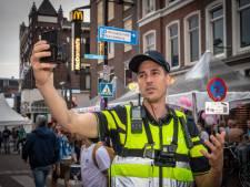 Politiechef boos om dreigement aan adres politievlogger Jan-Willem