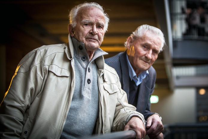 Ben Oude Nijhuis en Joop van Rijn