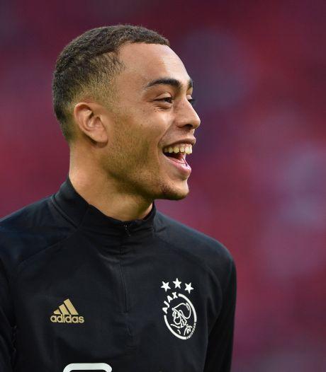Dest naar FC Barcelona: 'Ik wil in de toekomst terugkeren bij Ajax'
