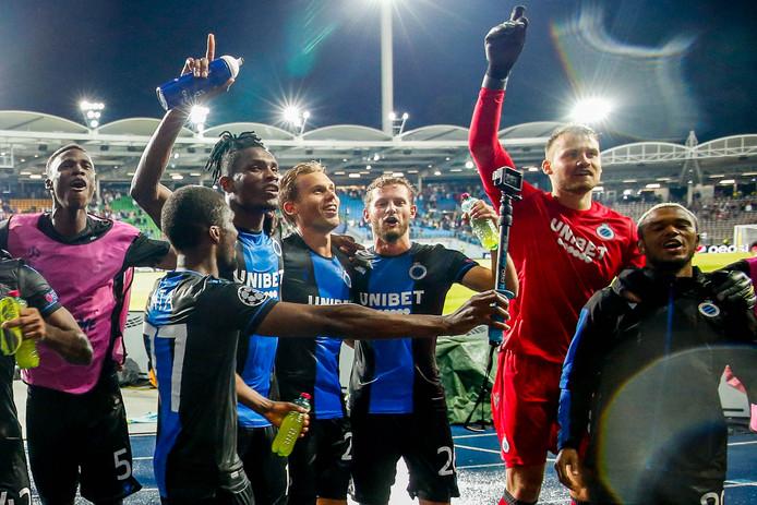 Le Club de Bruges a fait une très bonne opération en s'imposant sur la pelouse détrempée du LASK mardi soir, à Linz, en Autriche, en barrage aller de la Ligue des Champions (0-1).