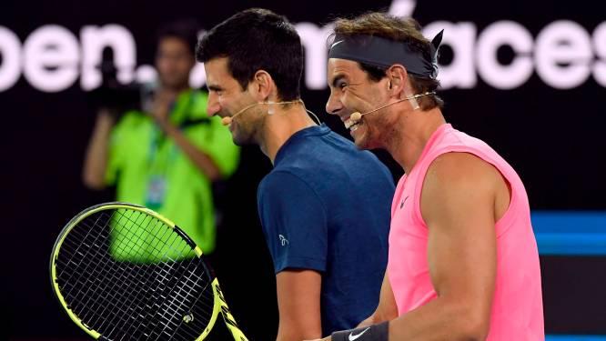 """Djokovic is zich bewust van rol van underdog in finale tegen Nadal: """"Beste tennis nodig, anders heb ik geen kans"""""""