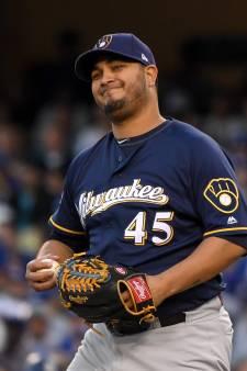 Milwaukee Brewers na winst in LA stap dichter bij World Series