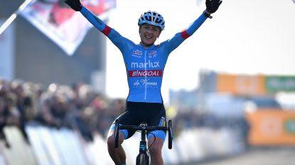 LIVESTREAM. Betsema triomfeert ook in Hulst, boekt Van der Poel straks zijn 32ste zege?