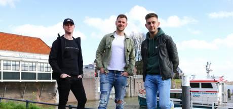 DJ's draaien ruim 4000 euro bij elkaar voor Voedselbank Gorinchem
