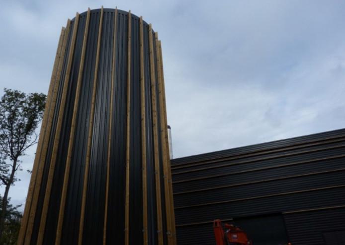 Biomassacentrale.