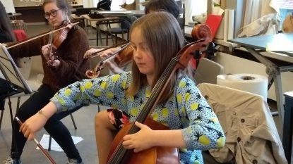 Celliste Lieze (11) wil schitteren op moederdagconcert