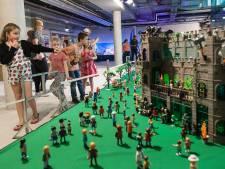 Happy Station XXL op Bredaas station: een Playmobil-fantasiewereld voor jong en oud