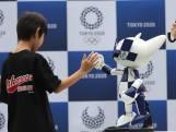 Robotvariant mascotte Olympische Spelen Tokyo onthuld