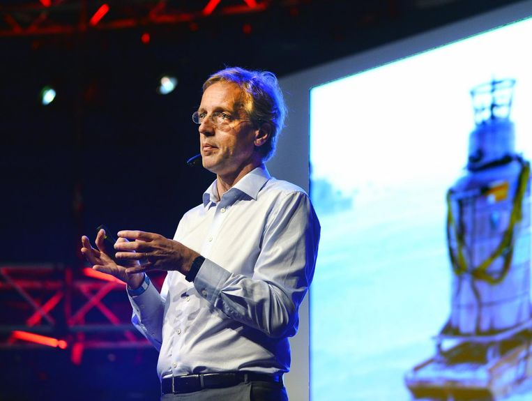 Professor Dr. Robbert Dijkgraaf. Beeld anp