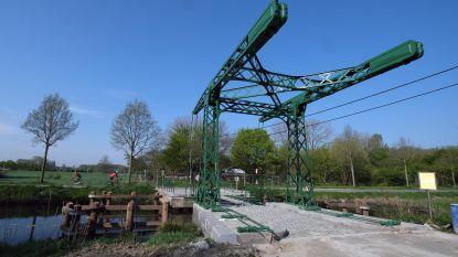 Sint-Pietersbrugje hersteld in oude glorie
