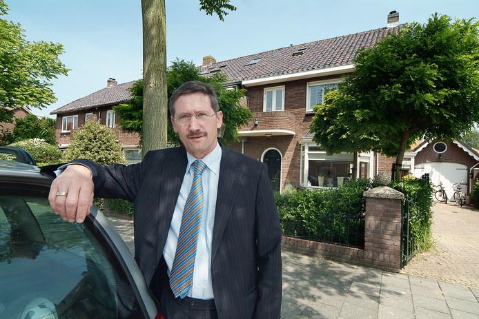 Jan Westmaas, in zijn periode als burgemeester van Meppel. Hij was daar een grote aanjager van het gemeenschappelijke havenbedrijf 'Port of Zwolle', waarin Kampen, Meppel en Zwolle samenwerken.