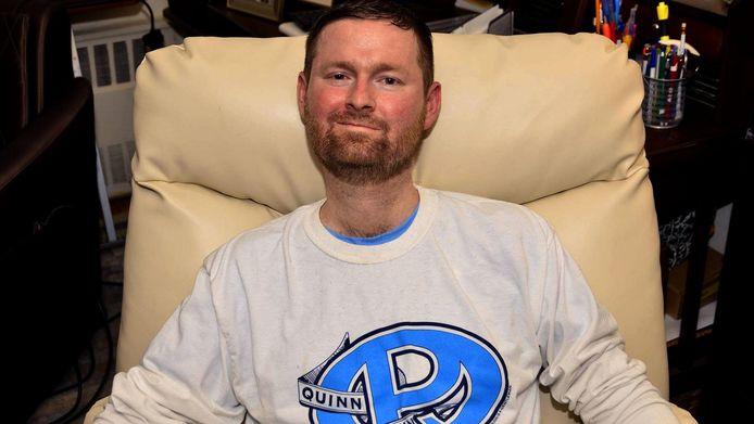 Patrick Quinn, medebedenker van de Ice Bucket Challenge, is overleden.