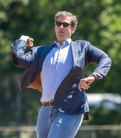 Burgemeester Kolff kan laatste plek The Hawks niet voorkomen