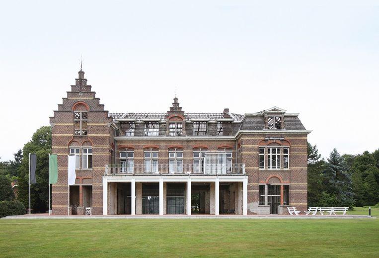 Psychiatrisch centrum Caritas in Gent van architecten de vylder vinck taillieu.