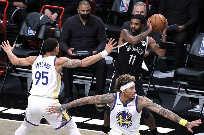 Irving scoorde 26 punten.