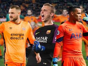 Poll: Wie moet er in het doel bij Oranje?